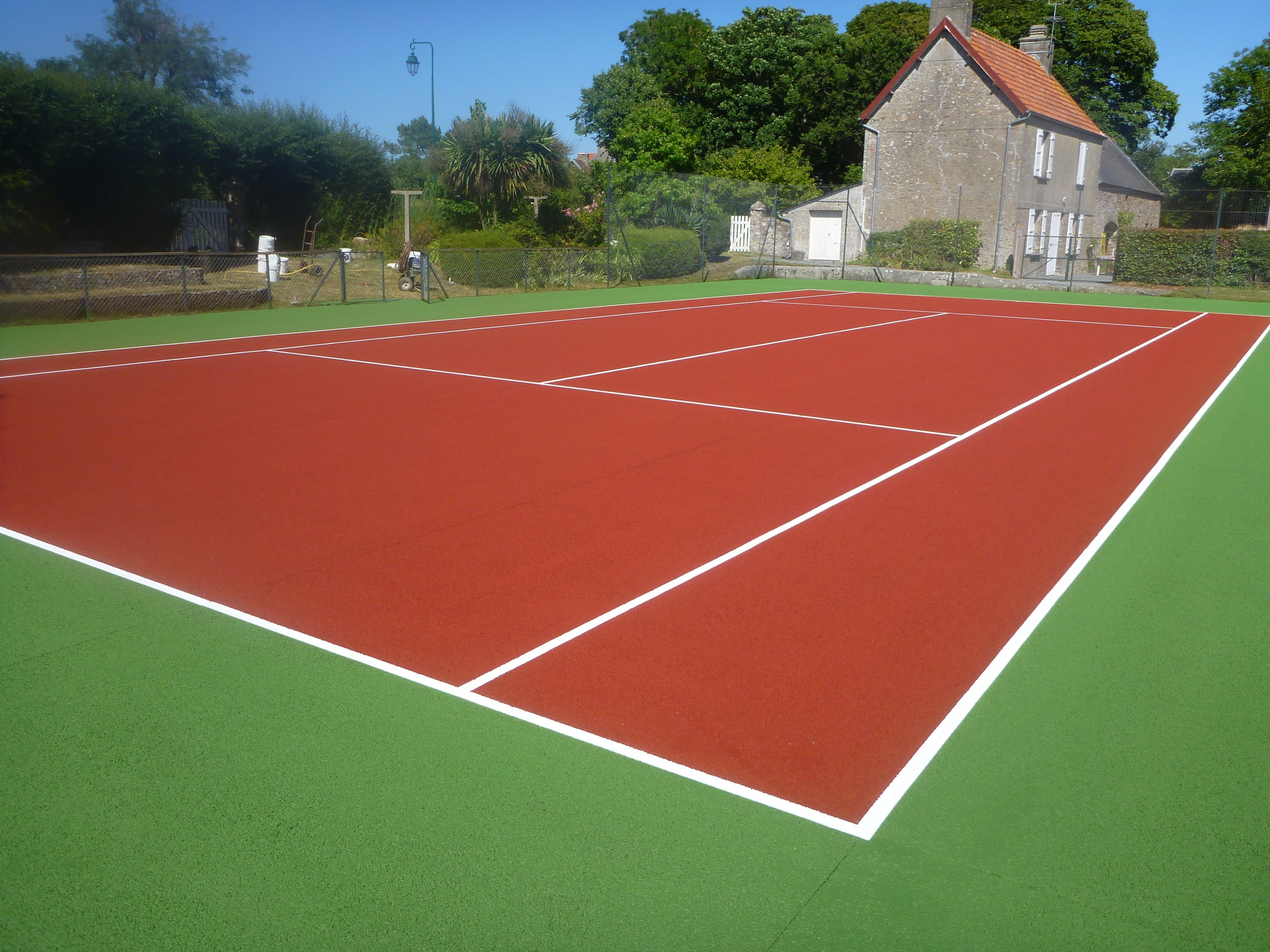 r novation terrain tennis r novation courts tennis. Black Bedroom Furniture Sets. Home Design Ideas